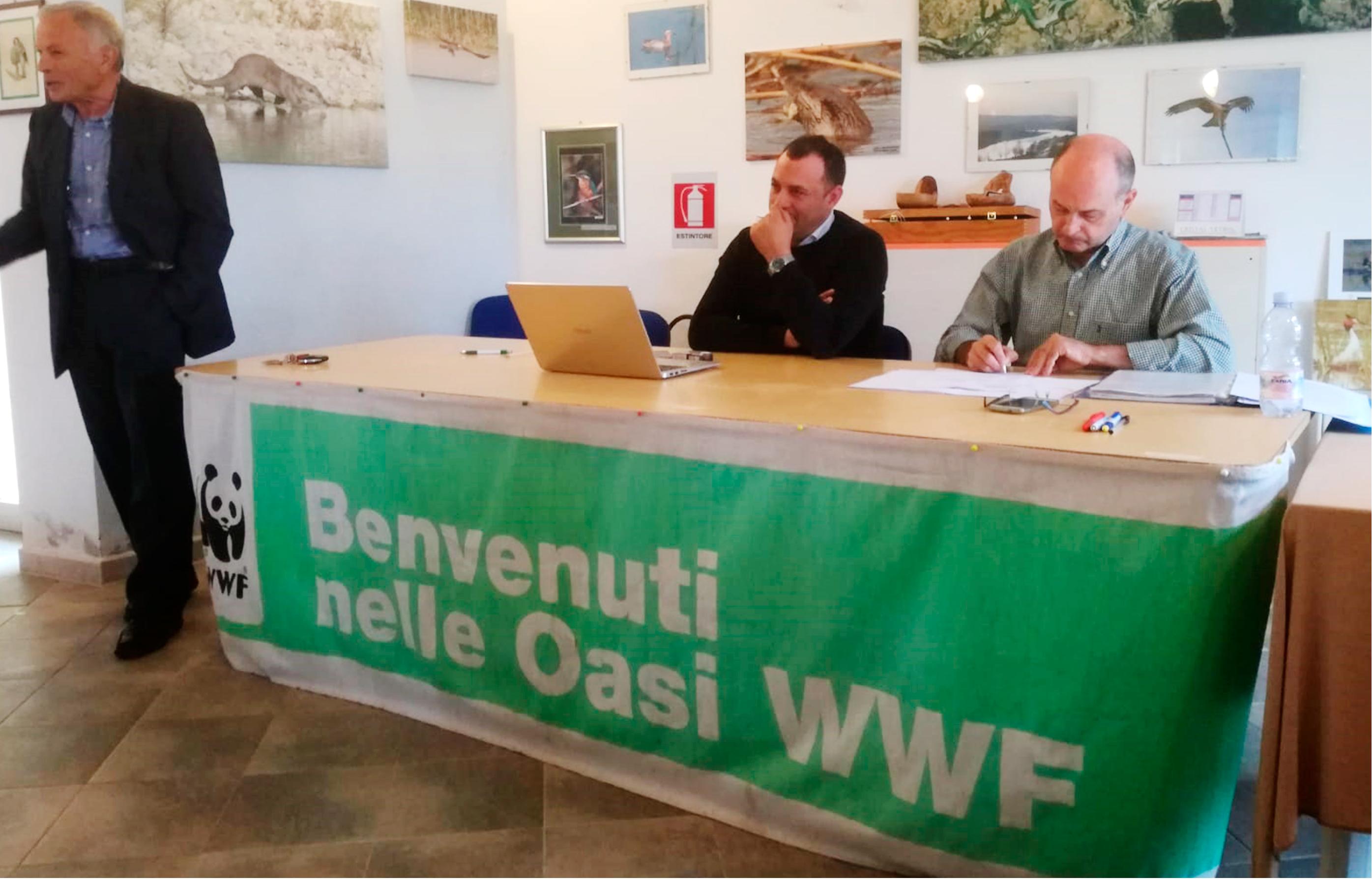 Primo incontro con il mondo del volontariato impegnato nelle attività di studio, tutela e conservazione della biodiversità
