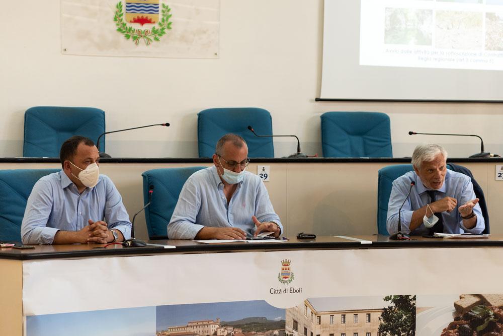 Sele-Tanagro-Calore, le proposte degli stakeholder per il Contratto di Fiume
